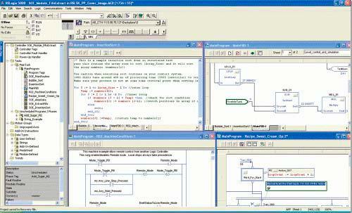 Desenvolvimento de software para Clp