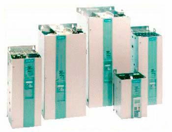 Inversores de frequência Siemens